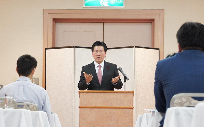 森脇ひろし選対会議